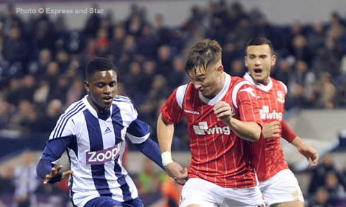Albion Striker Brought In On Loan