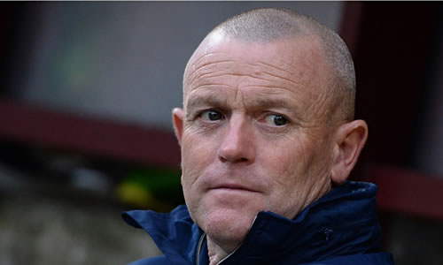 Dave Hockaday Sacked