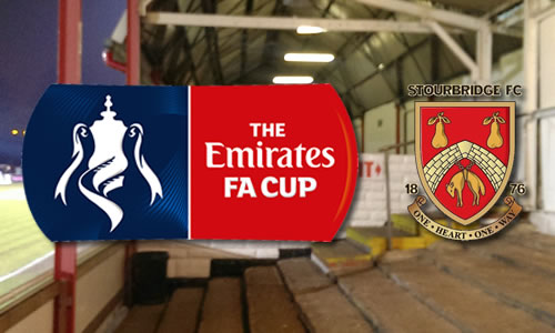 FA Cup: Tough Local Derby Trip For Harriers