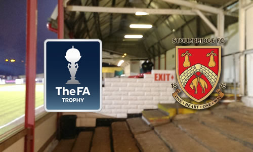 FA Trophy Draw Has Familiar Look