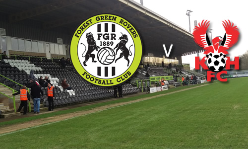 Harriers Continue To Slide: Forest Green Rovers 3-0 Harriers