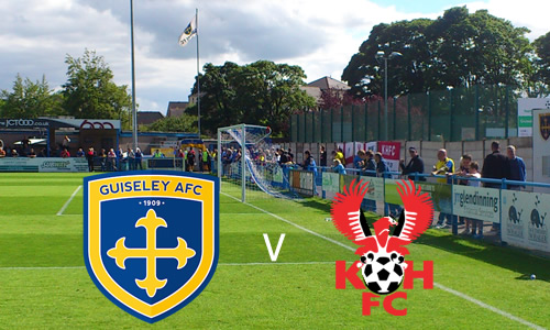 Harriers Sunk By Another Old Boy: Guiseley 1-0 Harriers