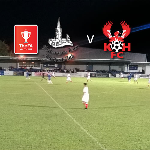 Another Youth Cup Goal Blitz: Halesowen Town Youth 0-7 Harriers Youth