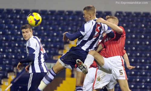 Another Albion Youngster Arrives On Loan