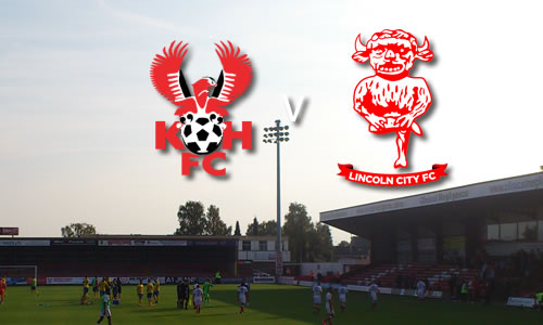 Harriers Crash Again: Harriers 0-2 Lincoln City