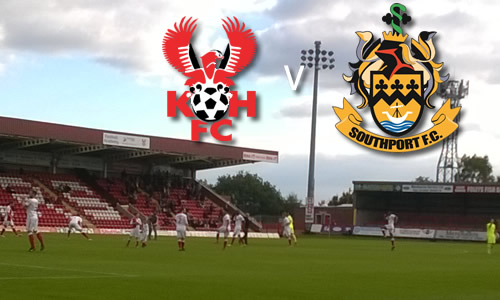 Another Late Disappointment: Harriers 0-1 Southport