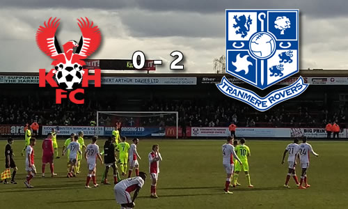 Hanging By A Thread: Harriers 0-2 Tranmere Rovers