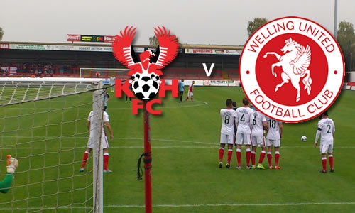Harriers Woes Continue: Harriers 0-1 Welling United