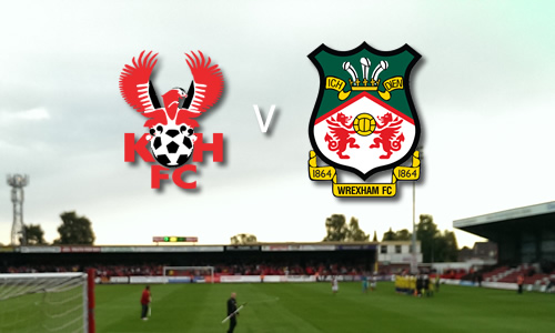 Mistakes Prove Costly Again: Harriers 1-3 Wrexham
