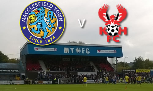 New Boss Same Old Dross: Macclesfield Town 2-1 Harriers