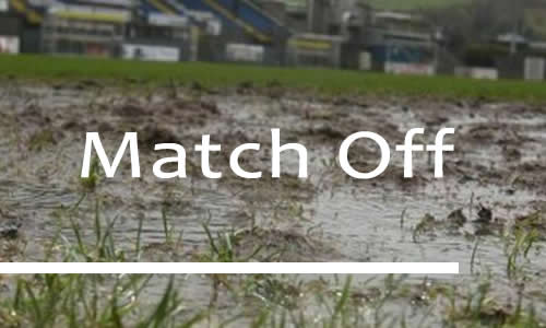 Stalybridge Celtic v Harriers Postponed