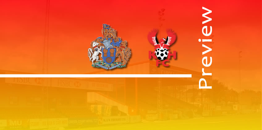 Preview: Altrincham v Harriers