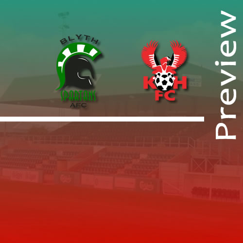 Preview: Blyth Spartans v Harriers