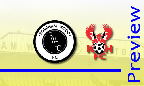 Preview: Boreham Wood v Harriers