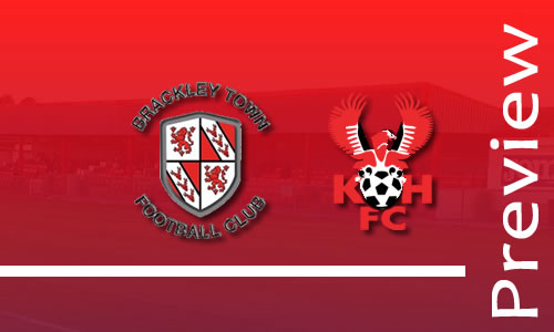 Preview: Brackley Town v Harriers