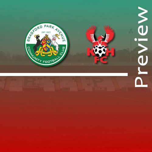 Preview: Bradford Park Avenue v Harriers