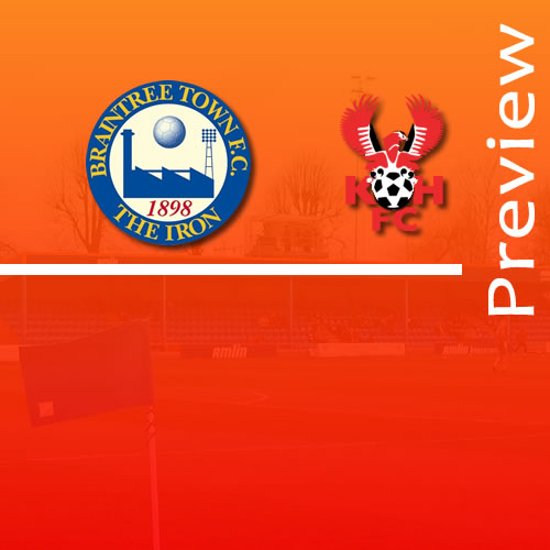Preview: Braintree Town v Harriers