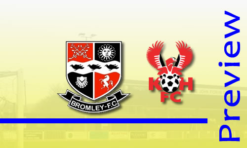 Preview: Bromley v Harriers