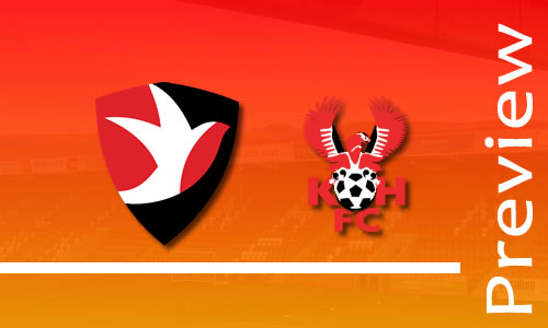 Preview: Cheltenham v Harriers