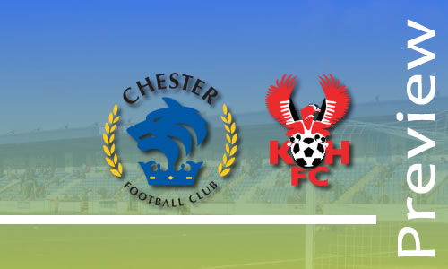 Preview: Chester v Harriers