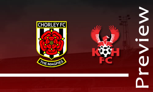 Play-Off Preview: Chorley v Harriers