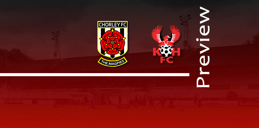 Preview: Chorley v Harriers