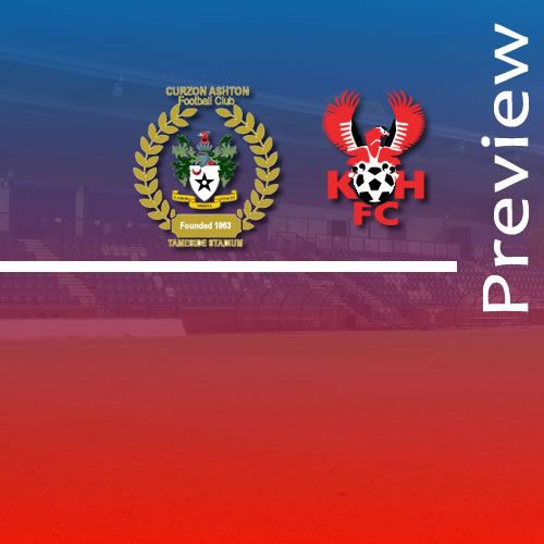 Preview: Curzon Ashton v Harriers