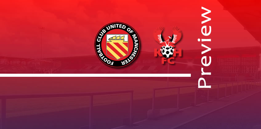 Preview: FC United of Manchester v Harriers