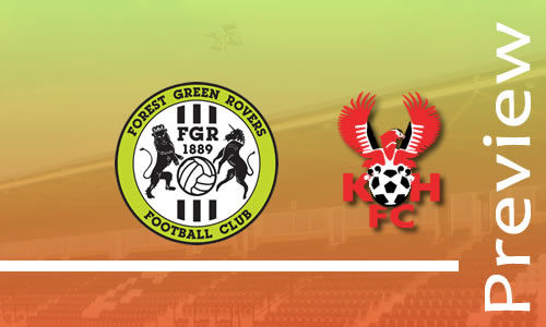 Preview: Forest Green Rovers v Harriers