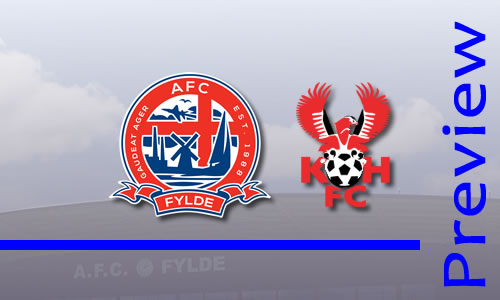 Preview: AFC Fylde v Harriers