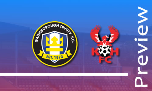 Preview: Gainsborough Trinity v Harriers