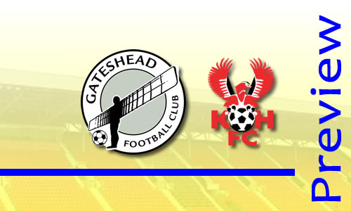 Preview: Gateshead v Harriers