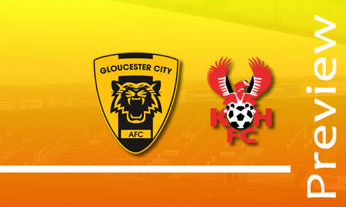 Preview: Gloucester City v Harriers