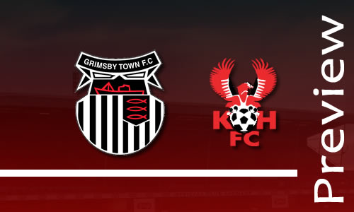 Preview: Grimsby Town v Harriers