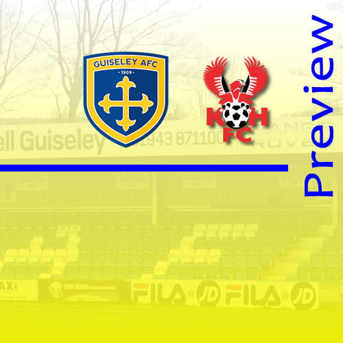 Preview: Guiseley v Harriers