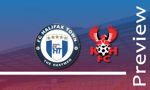 Preview: FC Halifax Town v Harriers