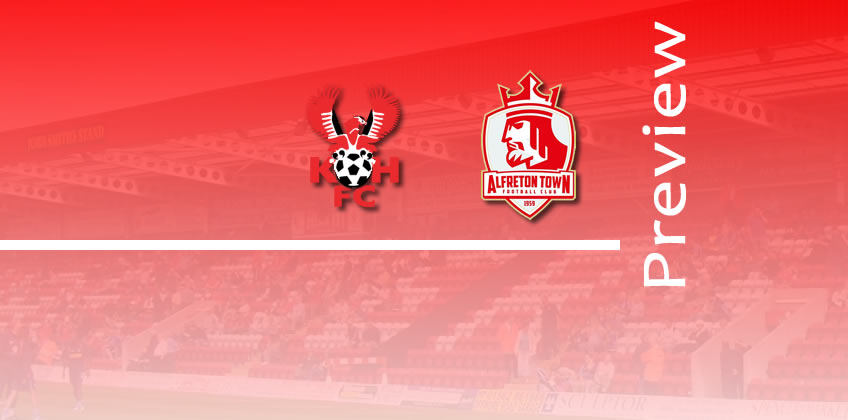 Preview: Harriers v Alfreton Town