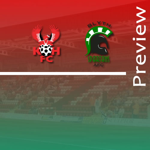 Preview: Harriers v Blyth Spartans