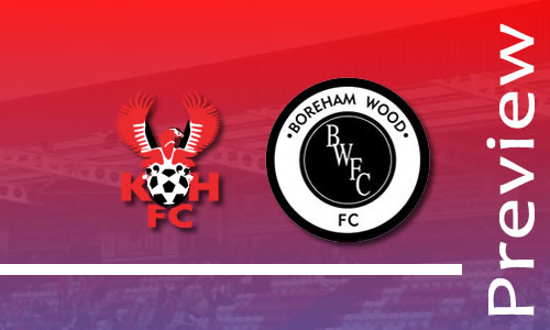 Preview: Harriers v Boreham Wood