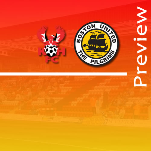 Preview: Harriers v Boston United