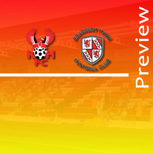 Preview: Harriers v Brackley Town