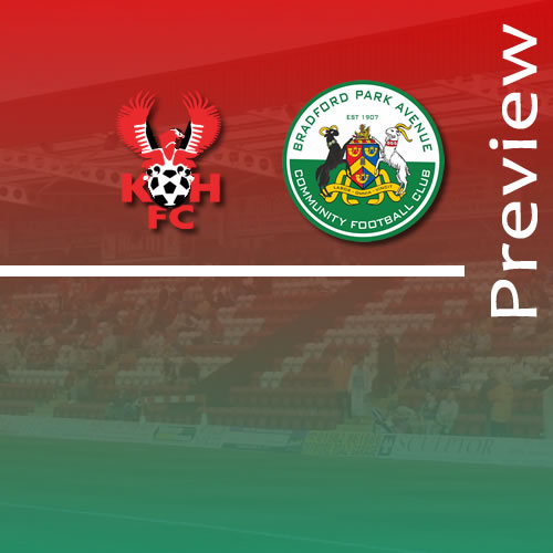 Play-Off Preview: Harriers v Bradford Park Avenue