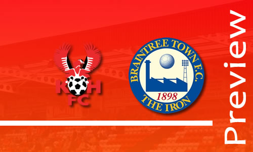 Preview: Harriers v Braintree Town