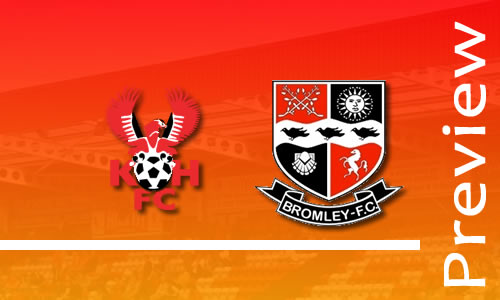 Preview: Harriers v Bromley