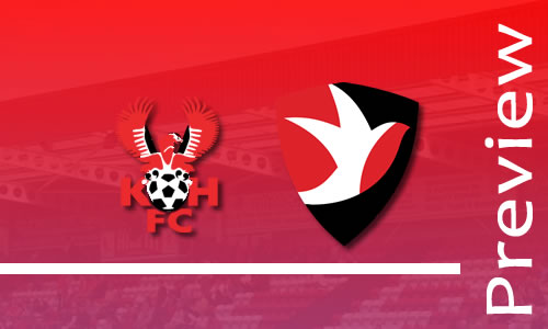 Preview: Harriers v Cheltenham Town