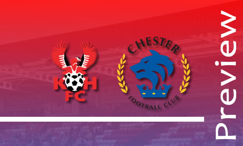 Preview: Harriers v Chester