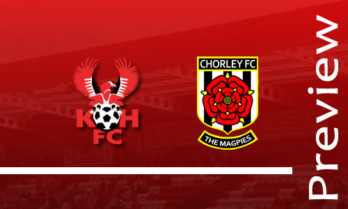 Preview: Harriers v Chorley