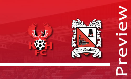 Preview: Harriers v Darlington
