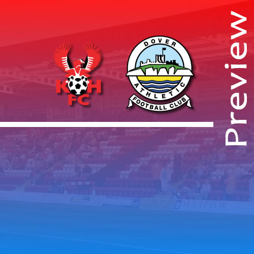 Preview: Harriers v Dover Athletic