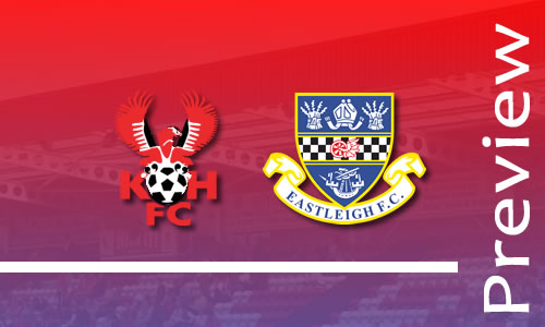 Preview: Harriers v Eastleigh